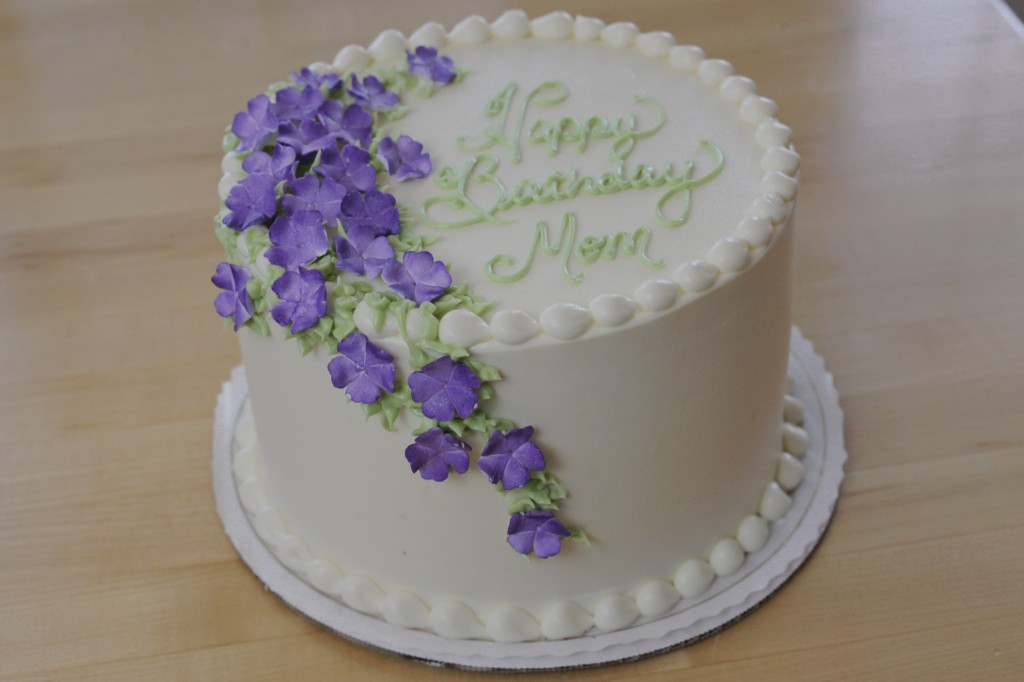 Birthday Cake Designs For A Mom : Happy Birthday Cake for Mom! Cruelty-Free Faves, by ...