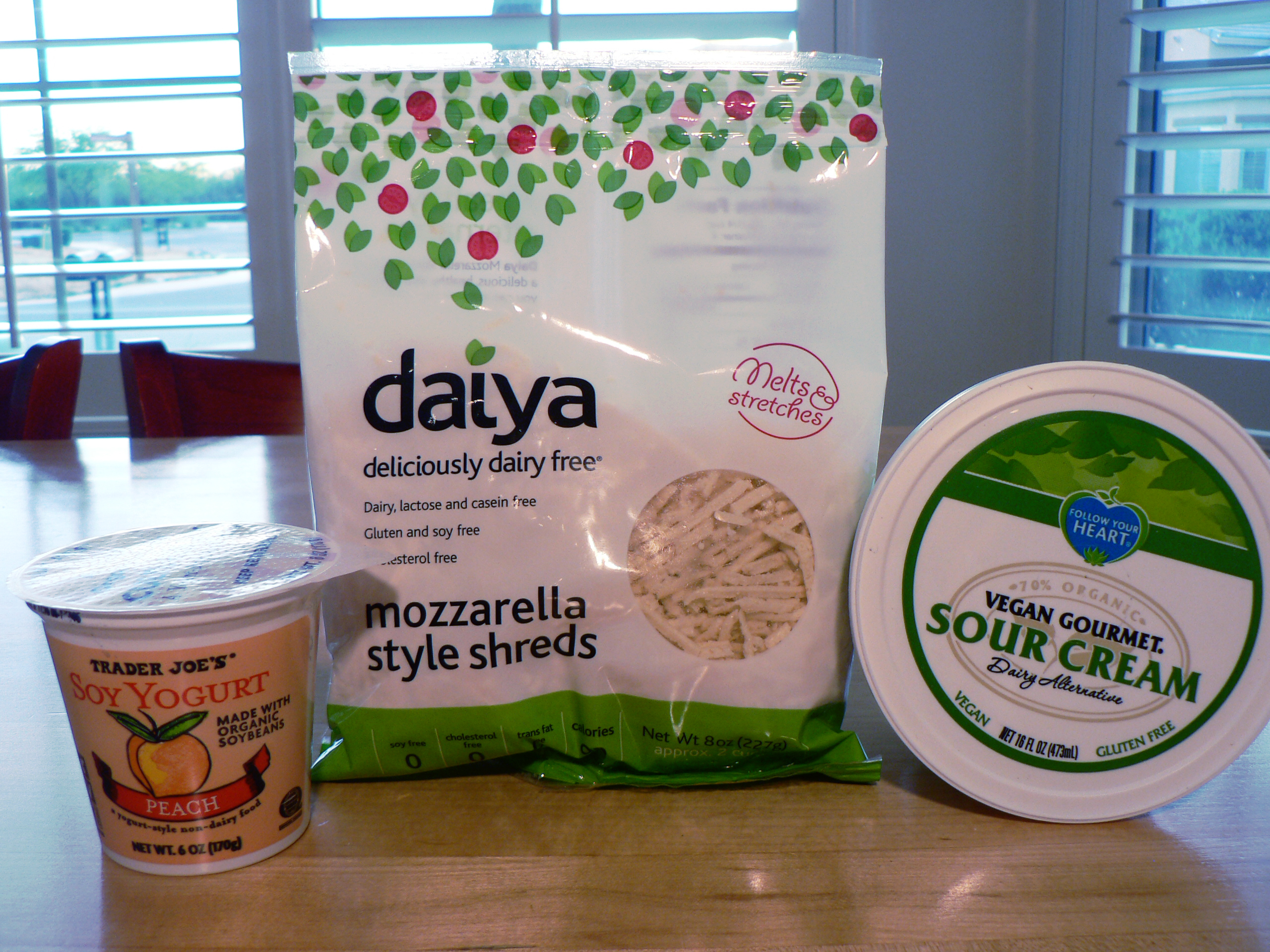 Some New Food Favorites