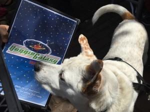 Galileo at Veggie Galaxy