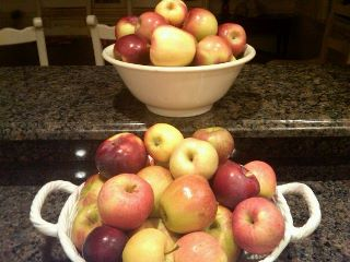 Caramel Apples for Halloween