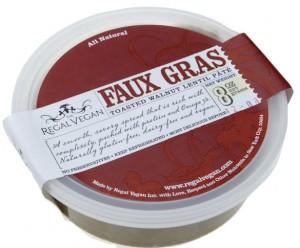 Foie Gras & Faux Gras