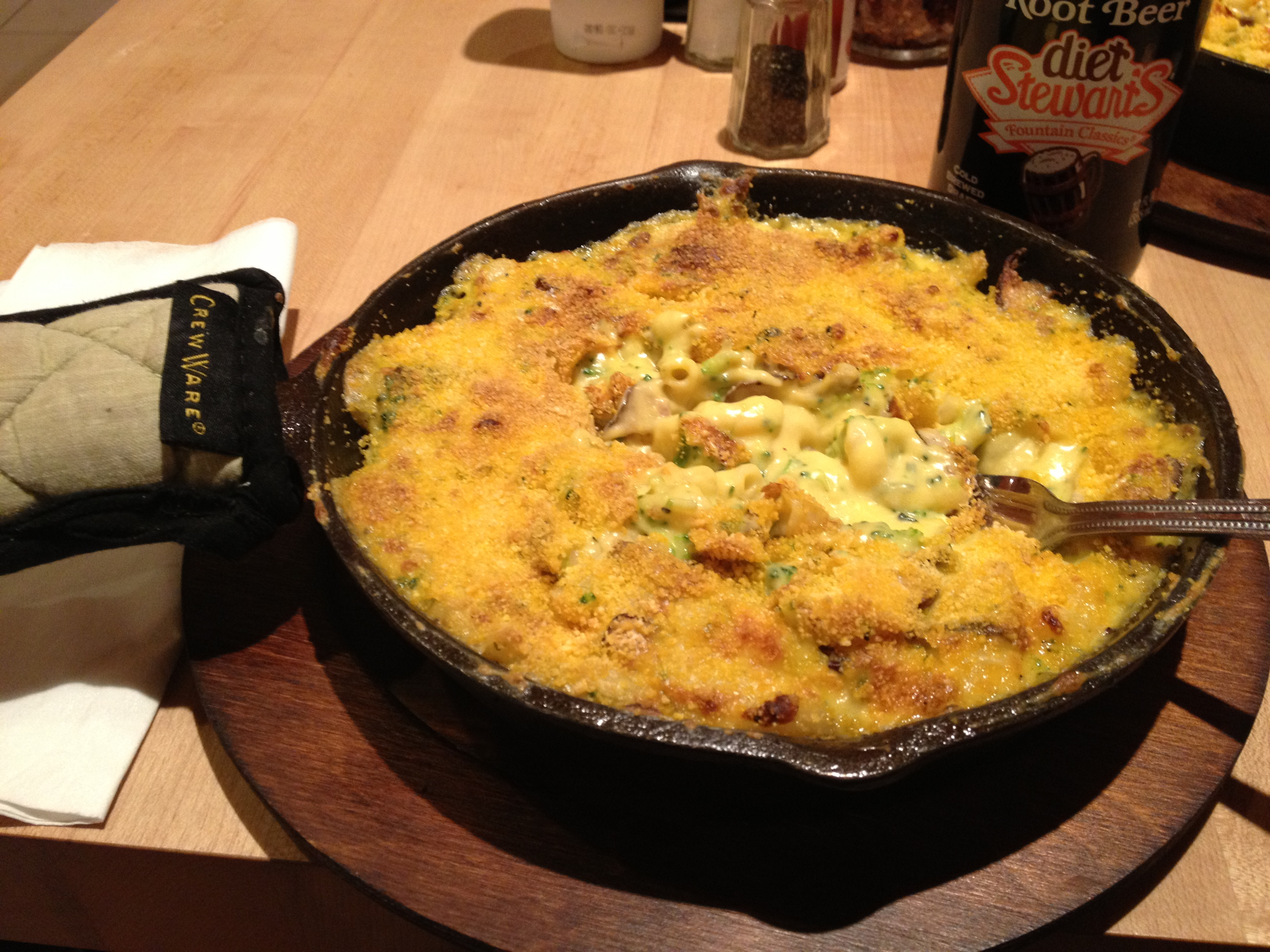 Vegan Mac n Cheese at S'MAC