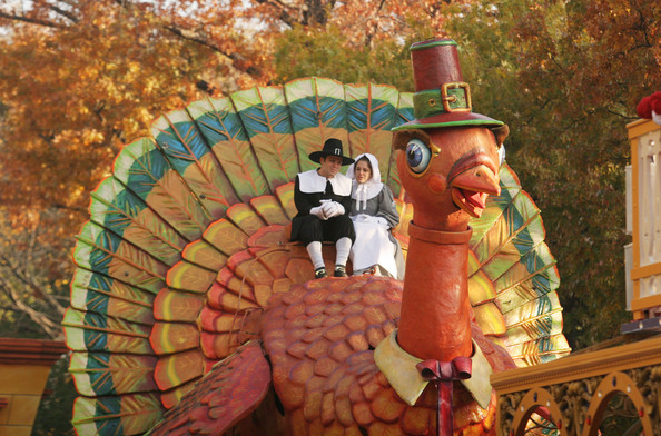 Polenta Stuffing for Thanksgiving