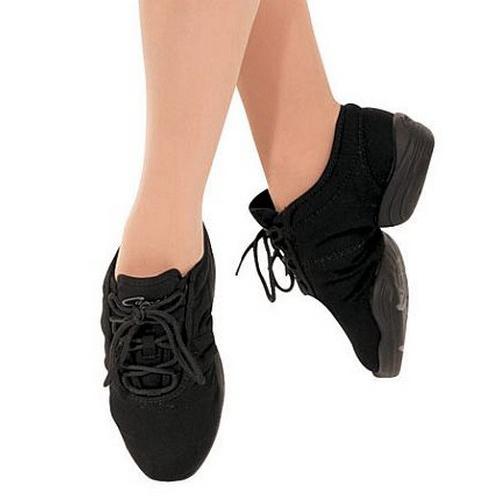 Capezio DS03 Canvas Dance Sneaker 2