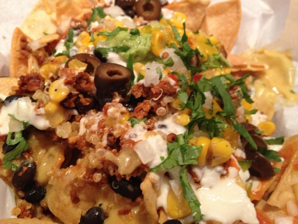 Vegan Mexican Food Bisbee